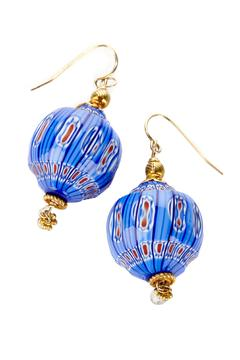 Shoptiques Product: Murano Glass Earrings