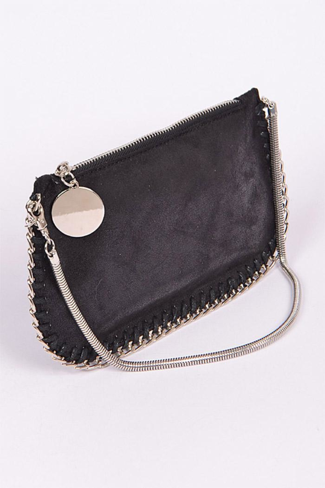 3AM FOREVER Chain Twined Clutch - Main Image