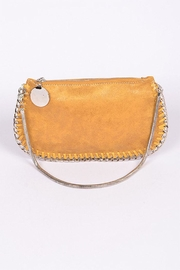 3AM FOREVER Chain Twined Clutch - Front cropped
