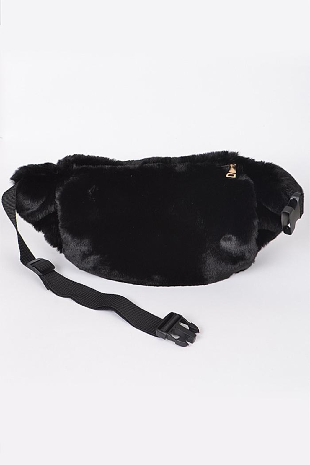 3AM FOREVER Faux Fur Fannypack - Main Image