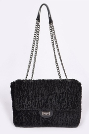 3AM FOREVER Faux Fur Handbag - Product Mini Image