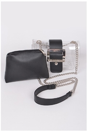 3AM FOREVER Lucite Chain Bag - Product Mini Image