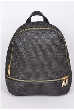 Shoptiques Product: Straw Backpack