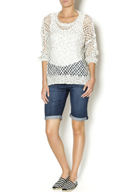 sisters Salt And Pepper Sweater - Front full body