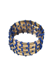 Shoptiques Product: Suede Fortified Bracelet