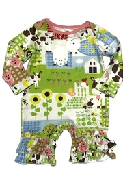 3birds Barn Animal Romper - Product Mini Image