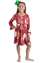 3birds Pretty Floral Dress - Product Mini Image