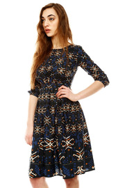 NU 50s Style Dress - Side cropped