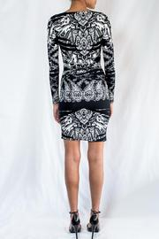 Nicole Miller Printed Jersey Dress - Other