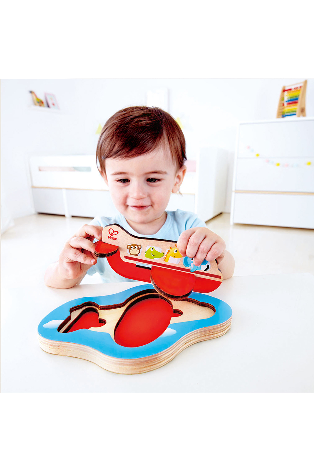 Hape  3D Airplane Puzzle - Front Cropped Image
