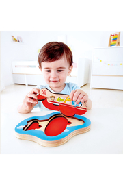 Hape  3D Airplane Puzzle - Front cropped