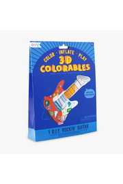 Ooly 3D Colorables: DIY Rockin' Guitar - Product Mini Image