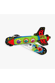 Ooly 3D Colorables Space Age Rockets - Front full body