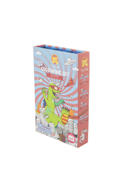 Schylling 3D Colouring Set Sci-Fi Fun - Side cropped