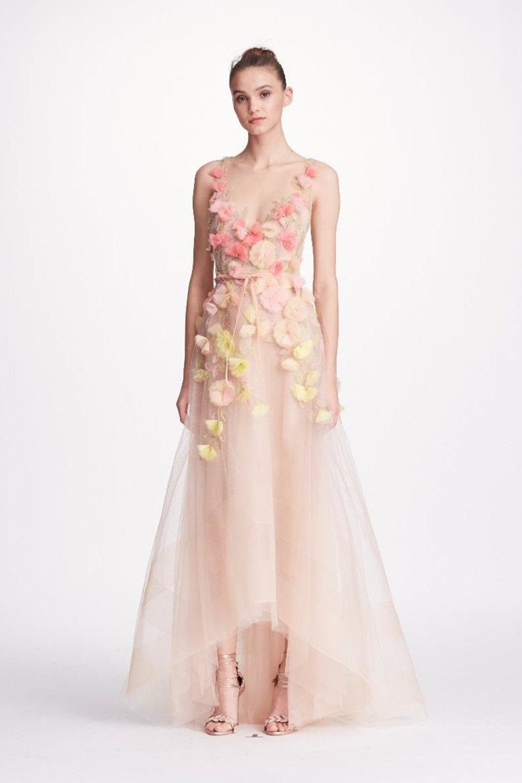 Marchesa 3d Floral Gown from New Jersey by District 5 Boutique ...