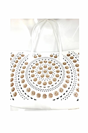 Image of 3d Floral Tote