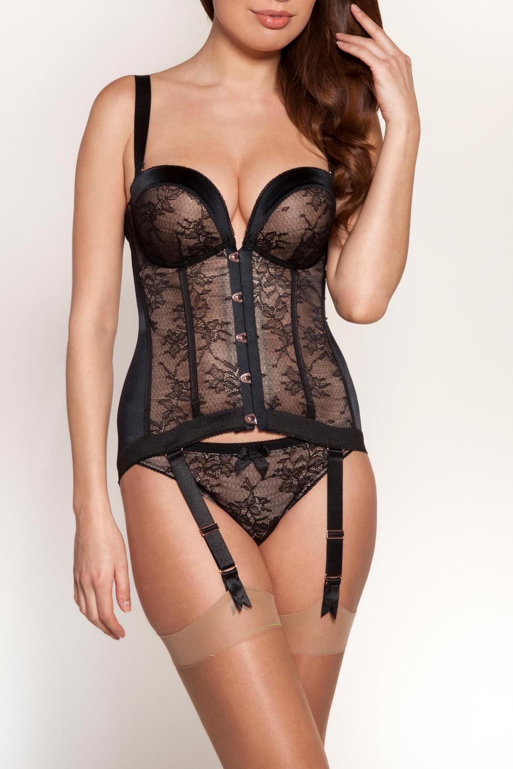 Gossard Retrolution Corset - Front Cropped Image