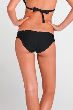 Luli Fama Full-Coverage Ruched-Back Bottom - Alternate List Image