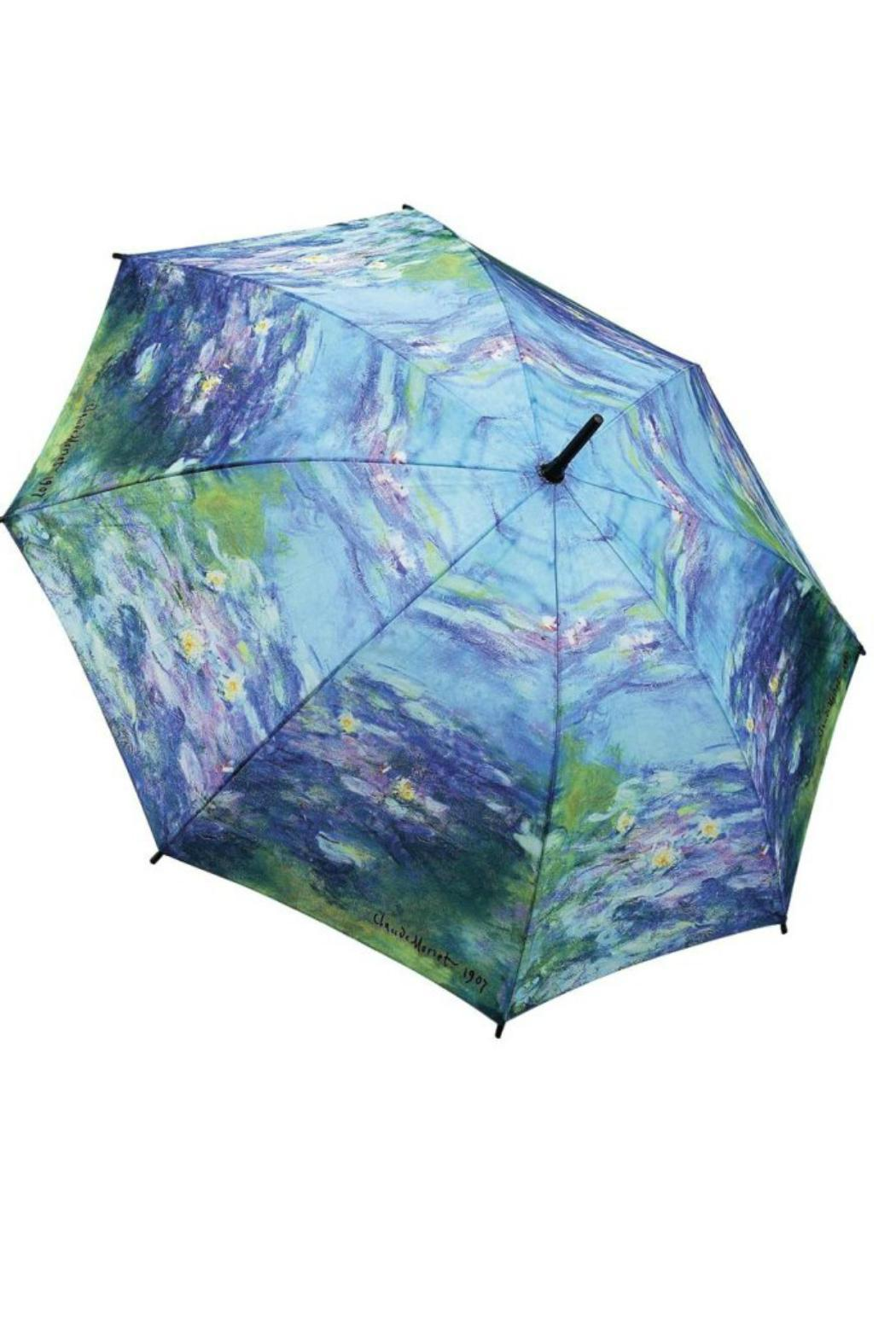 Galleria Foldable Decorative Umbrella - Front Cropped Image
