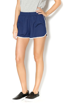 Shoptiques Product: Navy Shorts