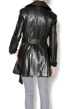 Shoptiques Product: Belted Riding Jacket