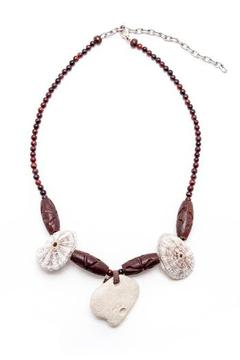 Shoptiques Product: Hawaiian & Coral Necklace