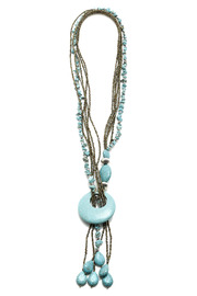 Jaqueline Kent Leah Necklace - Product Mini Image