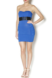 Unbranded Mini Belted Dress - Front full body