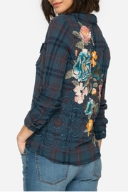 3J Workshop by Johnny Was Alice Western Shirt - Front cropped
