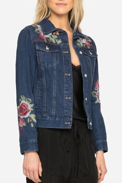 Shoptiques Product: Desi Denim Jacket