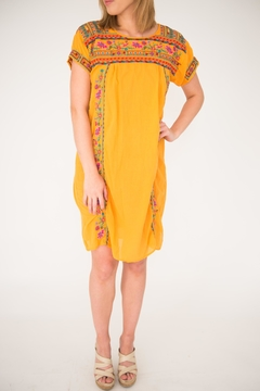 3J Workshop by Johnny Was Malea Peasant Dress - Product List Image