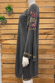 3J Workshop by Johnny Was Sabah Tunic - Front full body