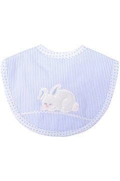 3 Marthas Bunny Applique Bib - Alternate List Image