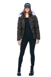 Moose Knuckles  3q Down Jacket - Front cropped