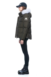 Moose Knuckles  3q Down Jacket - Front full body