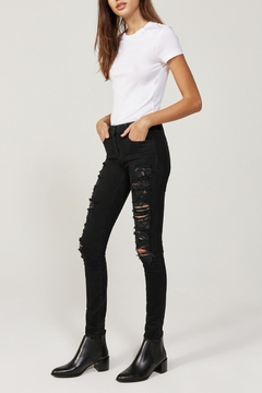 Shoptiques Product: Black Shredder Jeans