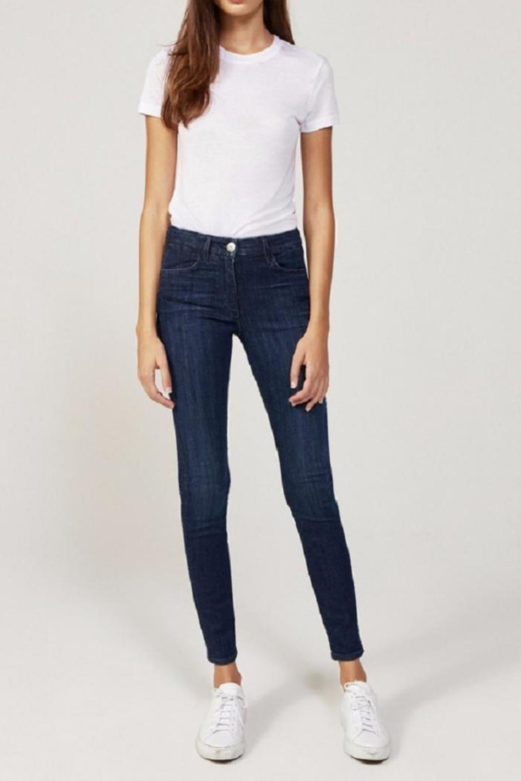 3x1 Highrise Skinny Jean - Main Image