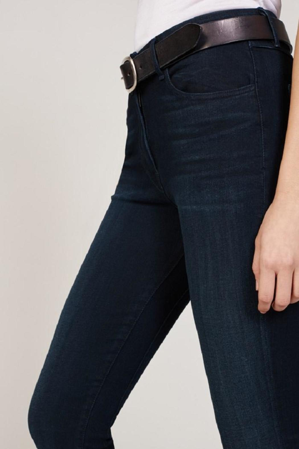 3x1 Highrise Skinny Jean - Side Cropped Image