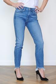 3x1 Straight Crop Jean - Front cropped