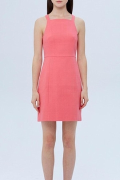 4.Collective Basketweave Square-Neck Dress - Product List Image