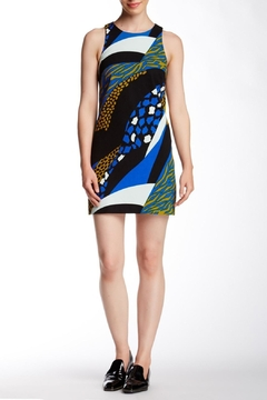 4.Collective Cheetah Sleeveless Dress - Product List Image