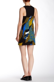 4.Collective Cheetah Sleeveless Dress - Front full body