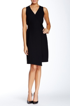 4.Collective Crepe Sleeveless Wrap-Dress - Product List Image