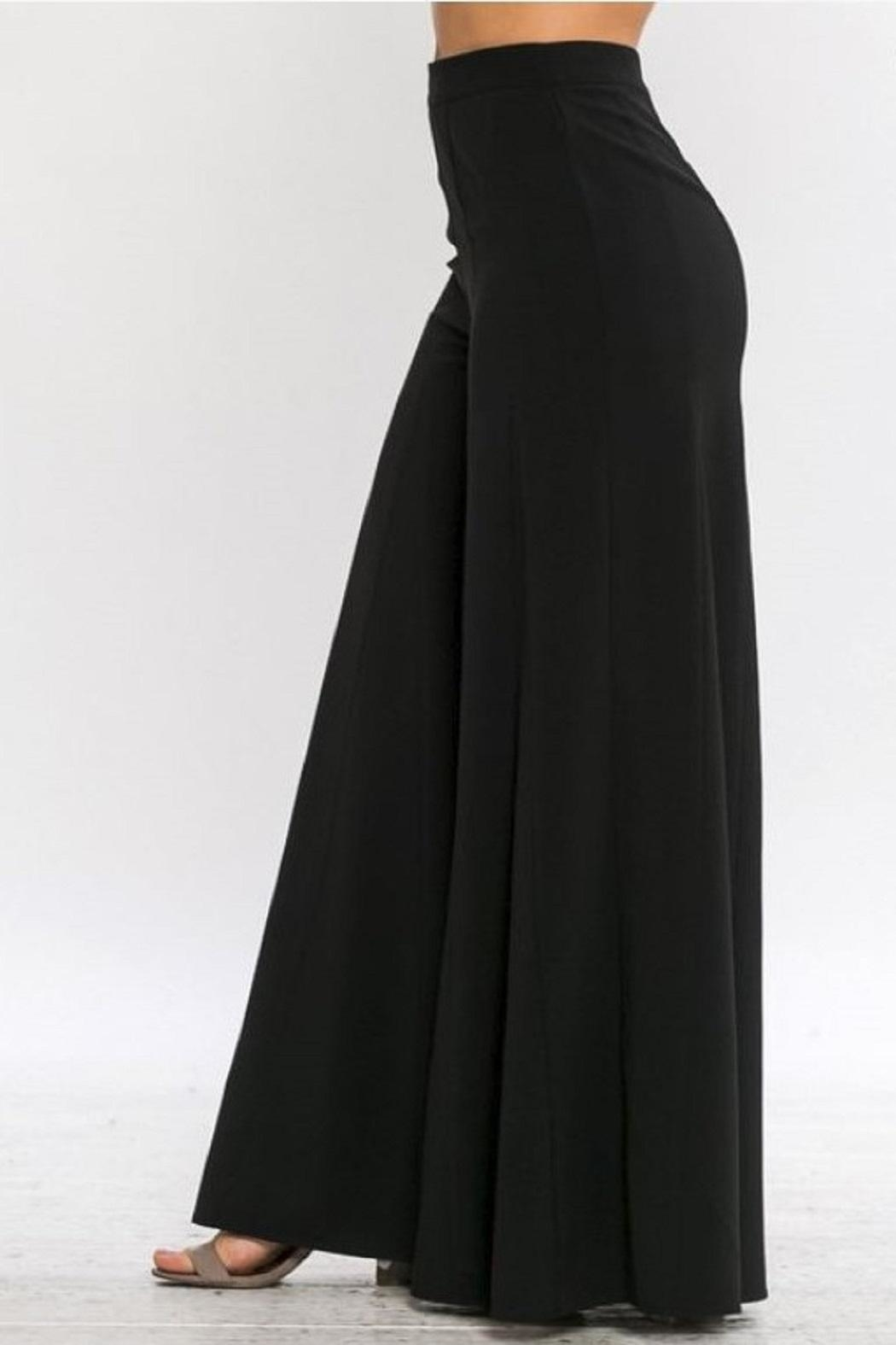 4.Collective Crepe Wide Leg - Side Cropped Image