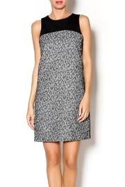 4.Collective Leopard Print Dress - Front cropped