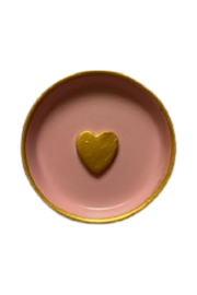 The Birds Nest 4 INCH JEWELRY CATCH ALL-HEART - Product Mini Image