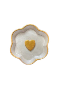 The Birds Nest 4 INCH JEWELRY CATCH ALL-HEART - Product List Image