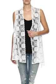 4 Love & Liberty Crochet Vest - Product Mini Image