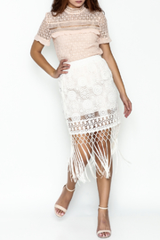 4 Love & Liberty Helena Antique Skirt - Side cropped