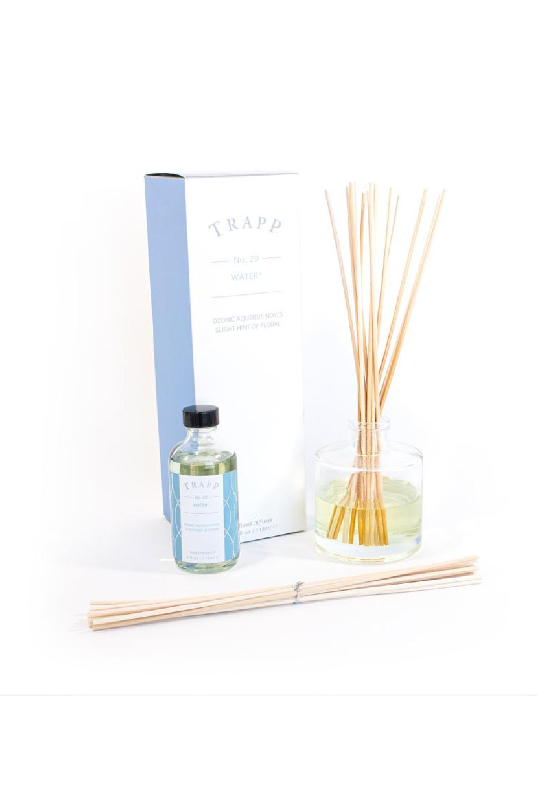 Trapp Candles 4 Oz. Diffuser Kit - Front Cropped Image